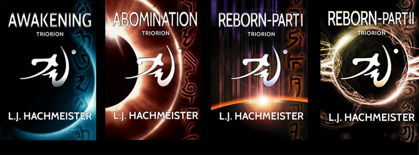 Author Spotlight: LJ Hachmeister